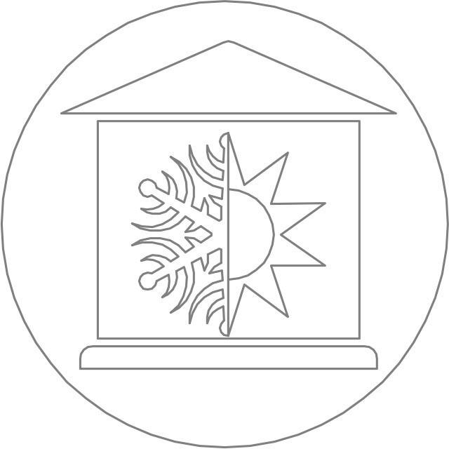 Icono ventilación