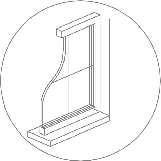 Icono vidrio
